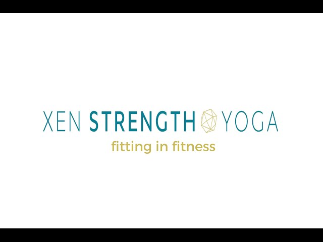 Xen Strength Squeezing in Fitness (yoga with weights)
