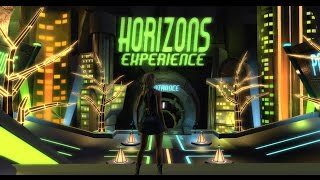 Second Life : Visiting Horizons in Linden Realms