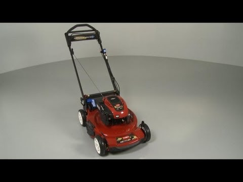 Toro Lawn Mower Disassembly