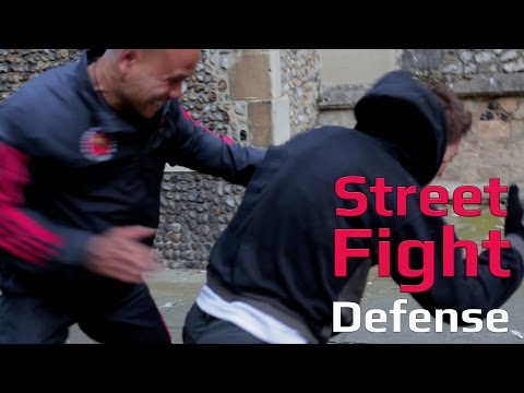 Street fight-permanent back damage