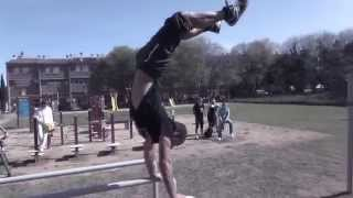 New streetworkout park in Spain(Banyoles)- Spartans Buildings Bcn