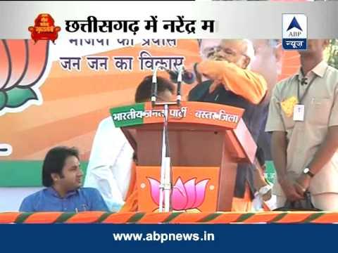 Patna blasts: Modi slams Nitish for not probing negligence