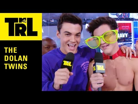 download lagu The Best Dolan Twins Moments From Trl Week 3 gratis