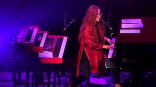 """""""Spark"""" Tori Amos@Tower Theatre Upper Darby, PA 11/4/17"""