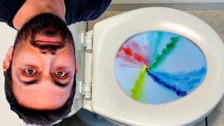The Truth About Toilet Swirl - Southern Hemisphere