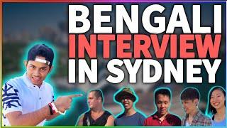 Awkward INTERVIEW PRANK In SYDNEY   D Knockers   Funny bangla prank Video 2017