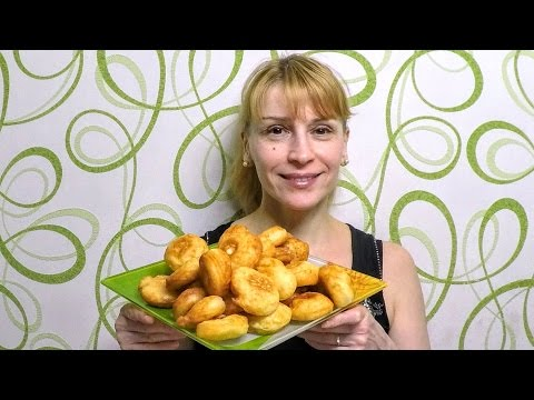 Оладьи на кефире - пышные воздушные оладушки, Секрет рецепта приготовления