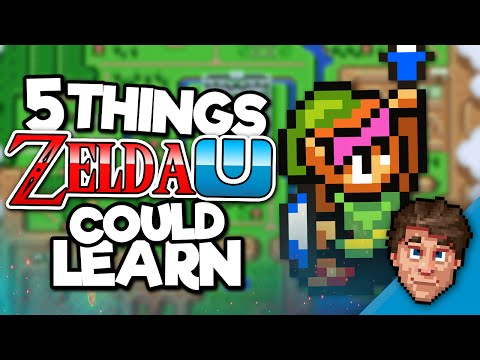 5 Things Zelda U could learn from A Link to the Past