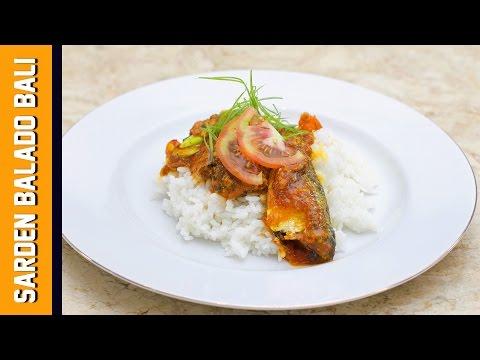 Bali Fried Sardine Balado | Cook Tube