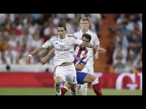 Manchester United target Angel Di Maria dropped for Real Madrid's Super Cup defeat