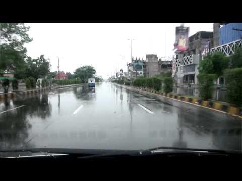 Faisalabad | 2014 Eid Ul Fitr | Morning Rain | Pakistan |