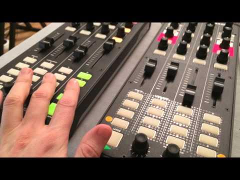 Allen Heath Xone K2 подключение по X-link (видео_1)