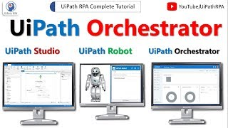UiPath Orchestrator Basics|UiPath Tutorial|UiPath RPA