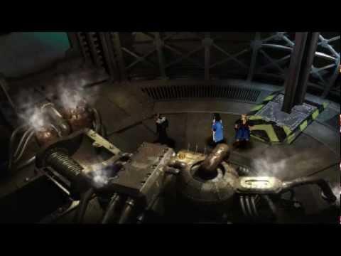 Final Fantasy VIII (Часть 15) Lunatic Pandora, Deep Sea Research Center