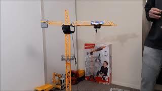 Giant Crane toy