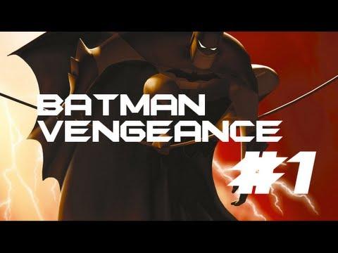 Batman Vengeance Gameplay/Walkthrough Part 1 - Alfred Learns Java
