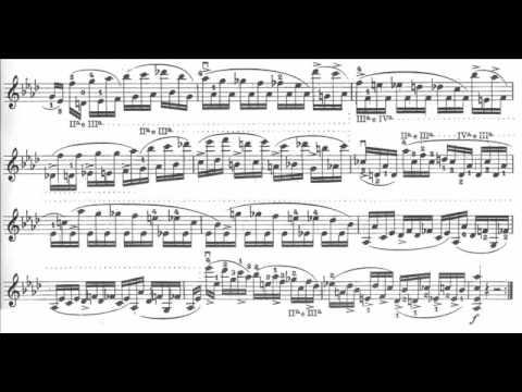 Паганини Никколо - Caprice 11