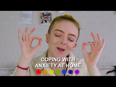 ANXIETY: Coping At Home
