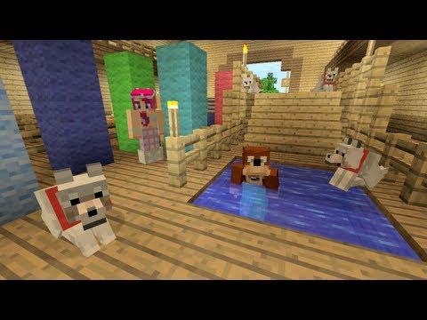 Minecraft Xbox Stampys Wolf Pack 109