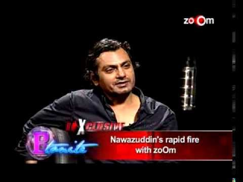 Nawazuddin Siddiqui talks about Ranbir Kapoor, Katrina Kaif, Aamir Khan, Shahrukh Khan & others