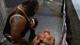 Mark Henry vs. Randy Orton - World Heavyweight Title Hell in a Cell Match: Hell in a Cell
