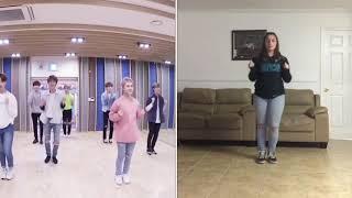 GOLDEN CHILD - Damdadi | SHORT DANCE COVER (w/Comparison)