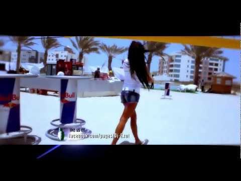 Evelin Scavo - On Tour Part 1, Candee Beach, Manama City ,Bahrain 1/6/12