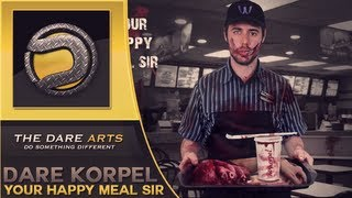Your Happy Meal Sir | Speedart | By Dare Korpel