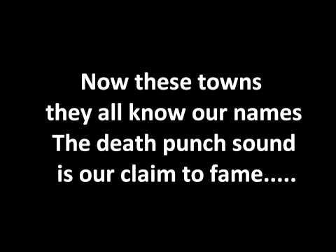 Bad Company Karaoke(five Finger Death Punch) video