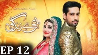 Yehi Hai Zindagi Season 3 Episode 12