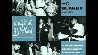 Art Blakey Quintet at Birdland - Split Kick
