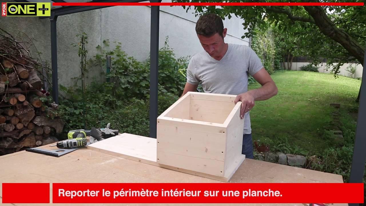 Comment Faire Un Coffre A Jouet En Bois Restaurer Vieux Coffre En  ~ Comment Fabriquer Un Coffre En Bois