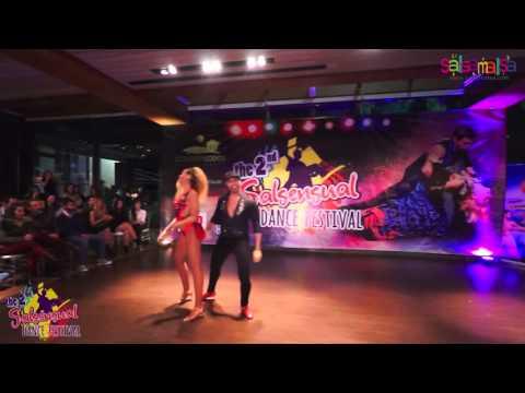 Fadi & Bersy Salsa Show - 2.Salsensual Dance Festival Lebanon
