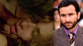 OMG ! Saif Ali Khan Has No Problem With Kareena Kapoor Kissing In Film