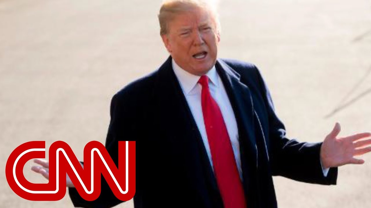 Trump on Puerto Rico death toll: Like magic '3,000 people killed'