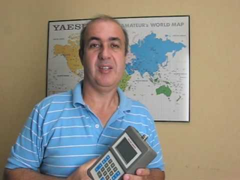 CRAM TV 01 - Analizador de Antenas AEA/AEA Antenna Analyzer (English CC)