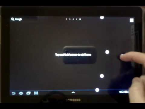 Galaxy Note 10.1 Display / Touchscreen Bug