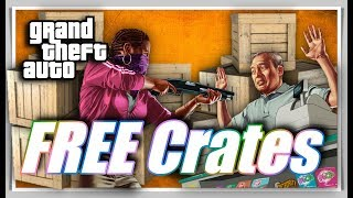 GTA Online: How to get free crates for the warehouse