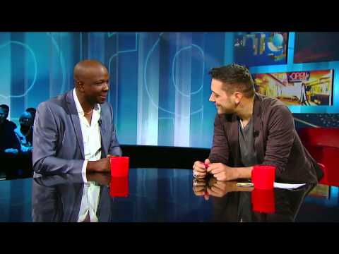 Donovan Bailey on George Stroumboulopoulos Tonight: INTERVIEW