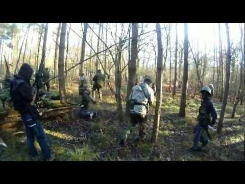 -=15/1/2012=- NA Pine tree blitzkrieg Part I