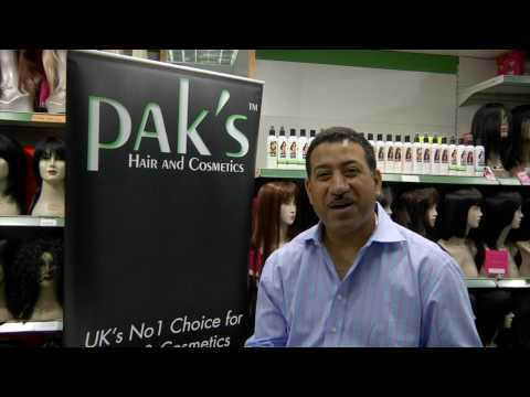 Pak's Hair and Cosmetics - The place for all your hair, cosmetic and skin care products