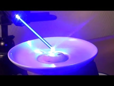 Arctic Lasers Pop Popcorn - Pocket Blue Lasers Popping Popcorn * Wicked Lasers * IMG *