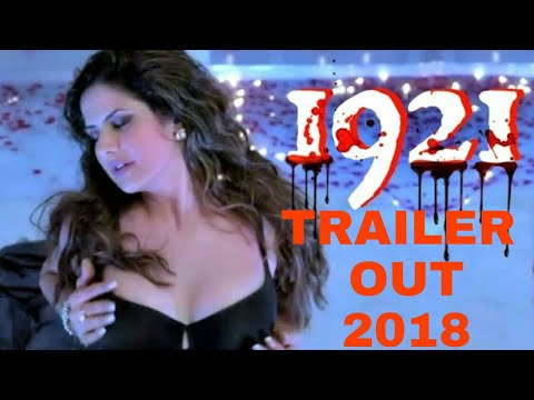 1921 Movie TRAILER By ZAREEN KHAN And VIKRAM BHATT  Bollywood HORROR Movie RELEASING SOON