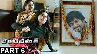Gentleman Latest Full Movie Part 6  Nani  Nivetha
