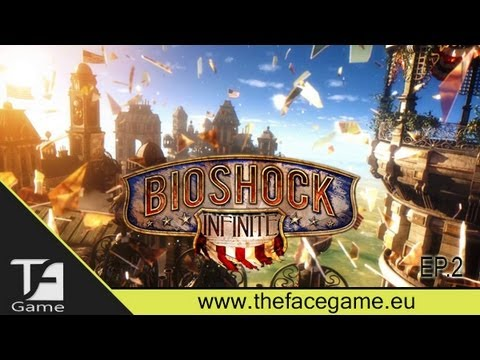 BioShock Infinite Let's Play #Ep.2