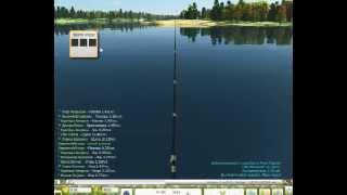 Как ловить рыбу в игре трофейная рыбалка
