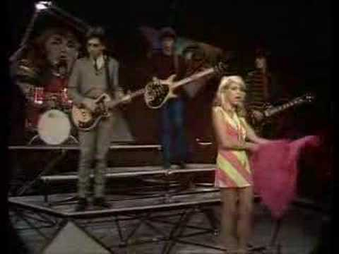 Blondie - Heart Of Glass 1978