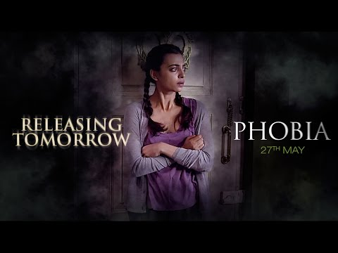 Phobia Releasing In Cinemas Tomorrow