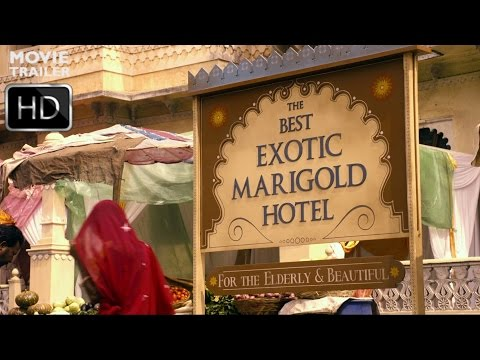 The Second Best Exotic Marigold Hotel International Trailer - FOX Searchlight Pictures
