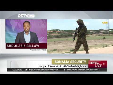 Kenyan troops kill 21 terrorists in Somalia, U.S. issue travel advisory